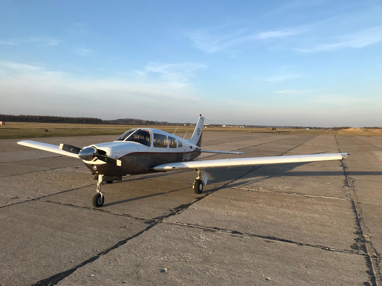 Egzamin do wykonywania lotów według przyrządów - IR(A)