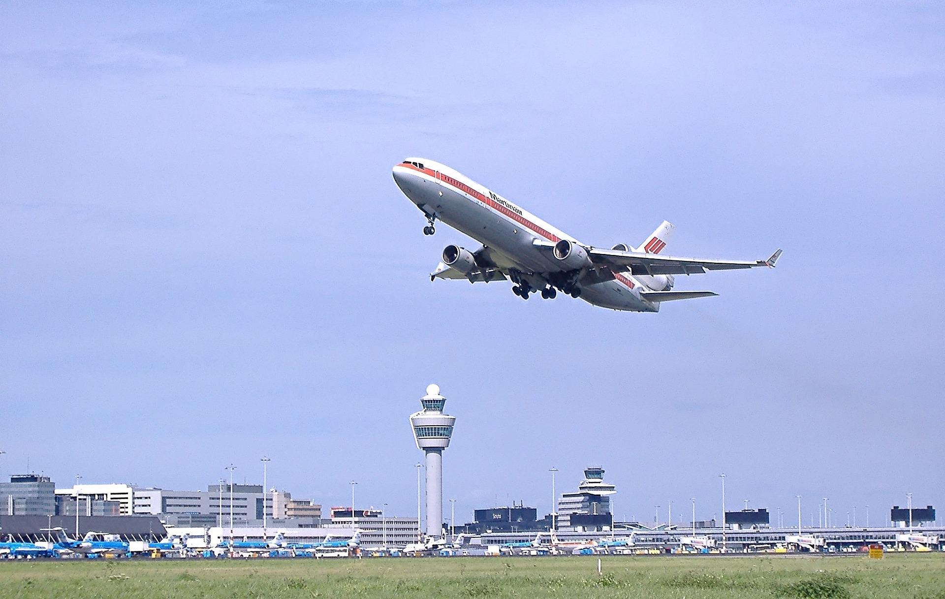 Procedura odlotu z lotniska kontrolowanego